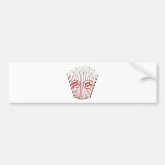 Popcorn Bumper Stickers