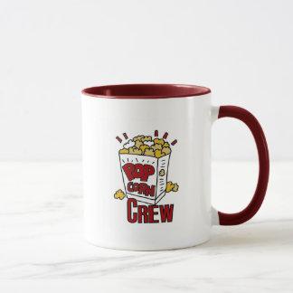 Popcorn Crew Mug