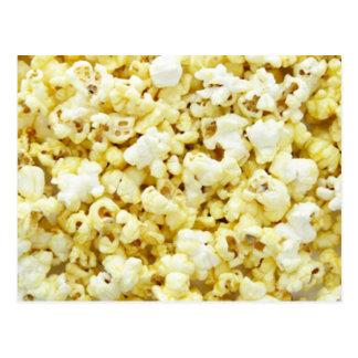 Popcorn Madness Postcard