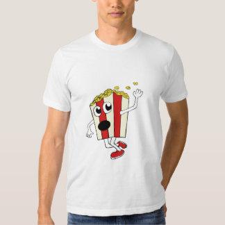 Popcorn Man Tshirts