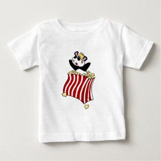 Popcorn Panda! Baby T-Shirt