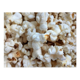 Popcorn Photo Postcard