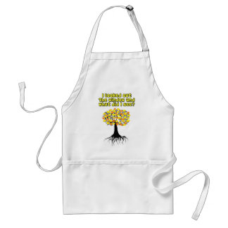 Popcorn Popping On The Apricot Tree Standard Apron