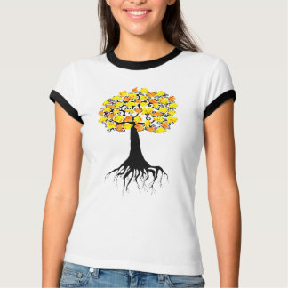 Popcorn Popping on the Apricot Tree T Shirt