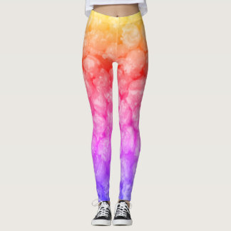 Popcorn Rainbow - Leggings