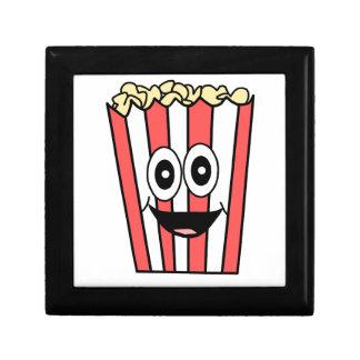 popcorn smiling gift box