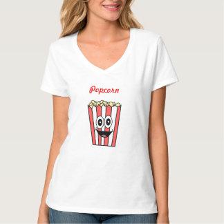 popcorn smiling T-Shirt