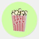 Popcorn Sticker!