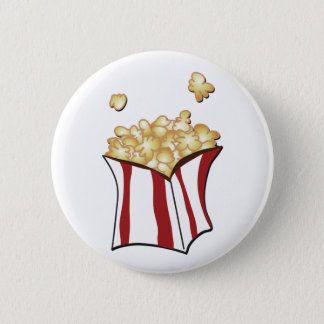 Popcorn T-shirts and Gifts 6 Cm Round Badge