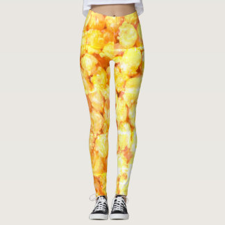 Popcorn Yellow - Leggings