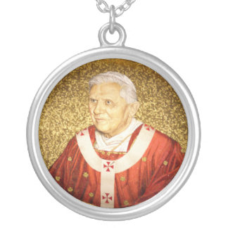 Pope Benedict XVI Necklace