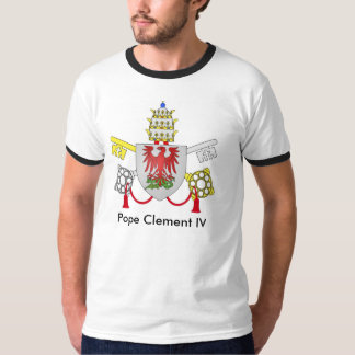 Pope Clement IV T-Shirt
