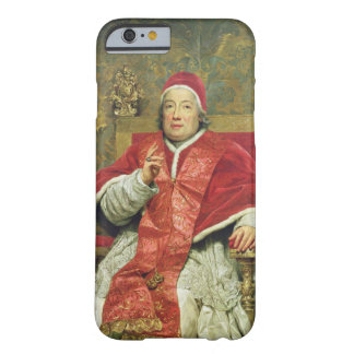 Pope Clement XIII (1693-1769) (oil on canvas) Barely There iPhone 6 Case