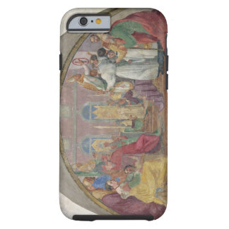 Pope Eugene IV Consecrating the convent of San Mar Tough iPhone 6 Case