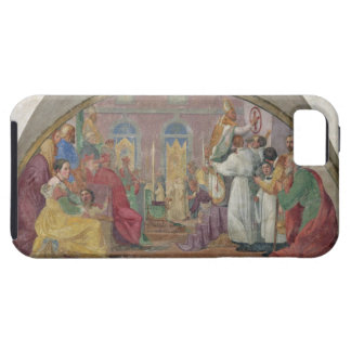 Pope Eugene IV Consecrating the convent of San Mar iPhone 5 Covers