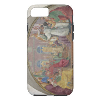 Pope Eugene IV Consecrating the convent of San Mar iPhone 7 Case