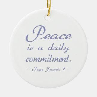 Pope Francis Christmas Tree Decorations & Ornaments | Zazzle.co.uk