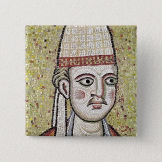 Pope Innocent III 15 Cm Square Badge