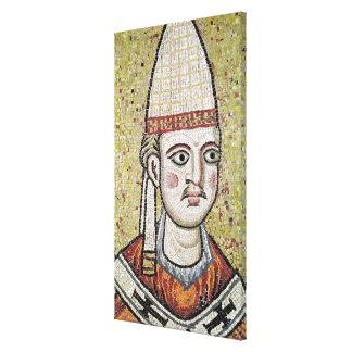Pope Innocent III Canvas Print