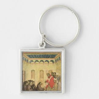 Pope Innocent III Key Ring
