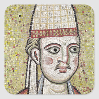 Pope Innocent III Square Sticker