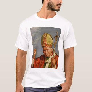 Pope John Paul II h T-Shirt