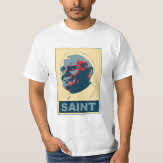 Pope John Paul II Pop Art SAINT Tshirt