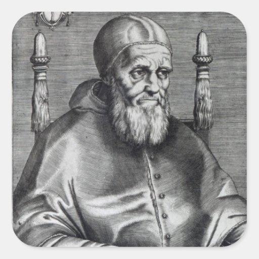 Pope Julius II Stickers