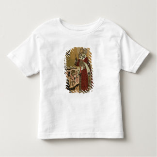 Pope Klemens with scenes from his life Toddler T-Shirt