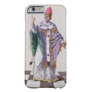 Pope Leo III (795-816) from 'Receuil des Estampes, Barely There iPhone 6 Case