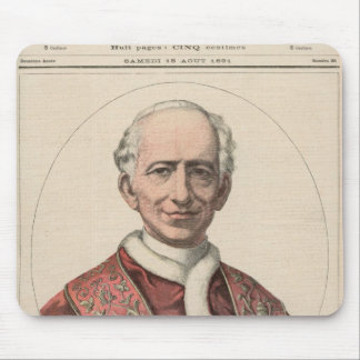 Pope Leo XIII Mouse Mat