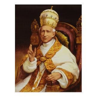 Pope Leo XIII Vincenzo Gioacchino Luigi Pecci Postcard