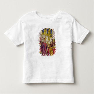 Pope Martin V gives Sigismund symbolic gift Toddler T-Shirt