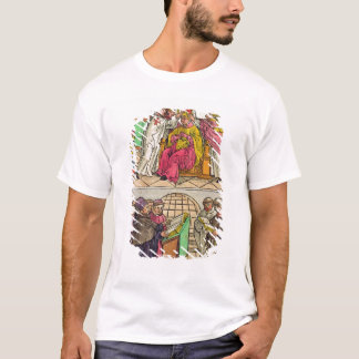 Pope Martin V is installed to the Papacy T-Shirt