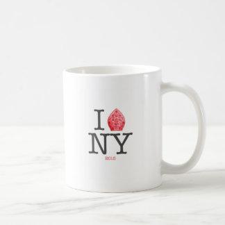 POPE NYC 2015 COFFEE MUG