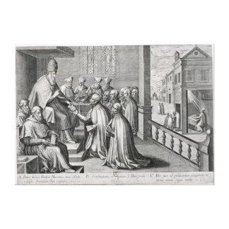 Pope Paul III Canvas Print