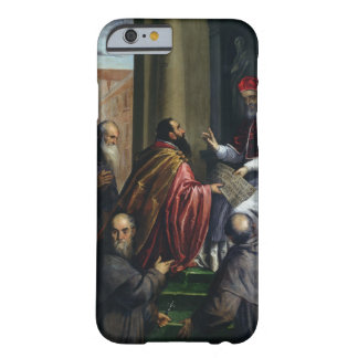 Pope Paul IV Handing over a Statute Barely There iPhone 6 Case