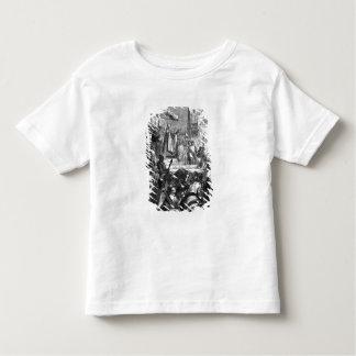 Pope Urban II  Preaching the First Crusade Toddler T-Shirt
