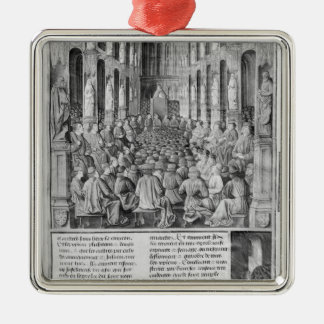 Pope Urban II  reconquest  Holy Sepulchre Church Christmas Ornament