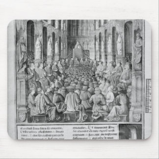 Pope Urban II  reconquest  Holy Sepulchre Church Mouse Pad
