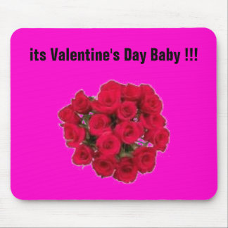 POPI, its Valentine's Day Baby !!! Mouse Pad