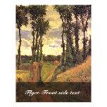 Poplar By Gauguin Paul (Best Quality) Flyer