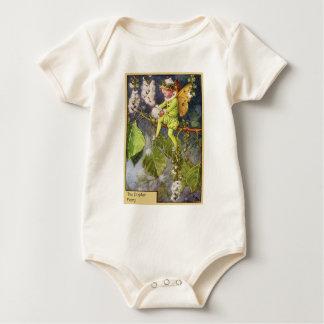 Poplar Fairy Baby Bodysuit