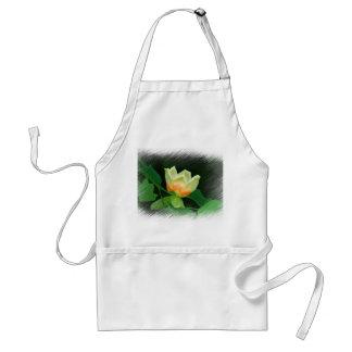 Poplar Tree Tulip apron