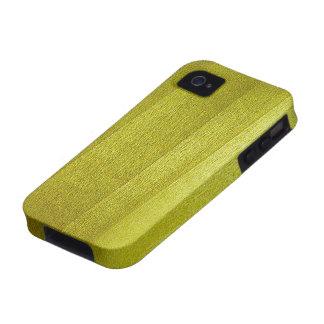 Poplar Wood Grain Case-Mate iPhone 4 Cases
