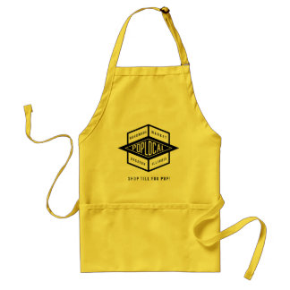 Poplocal apron