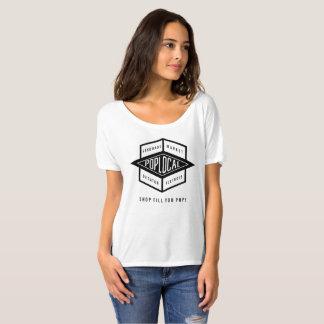 PopLocal Black 2 T-Shirt