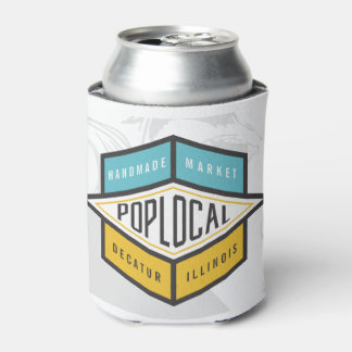 Poplocal can cooler