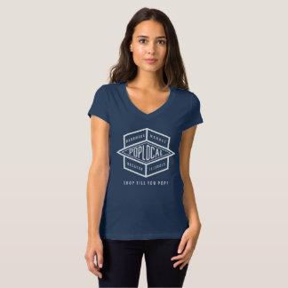 PopLocal Reverse Logo T-Shirt