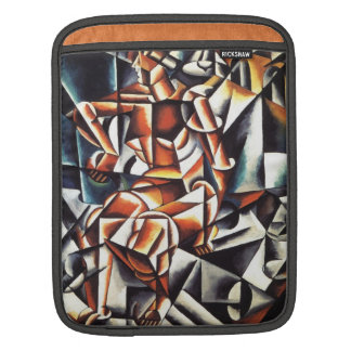 Popova's art iPad sleeve